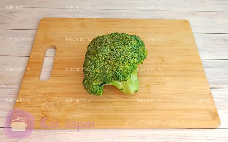Фото1 Как варить брокколи