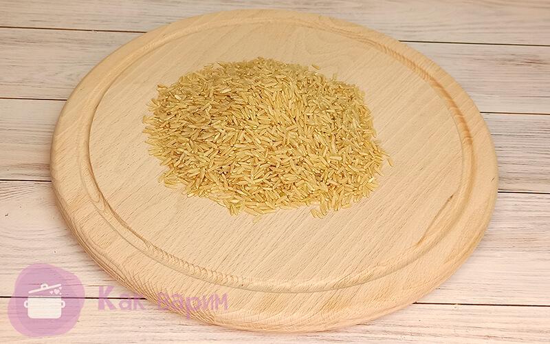 Как правильно варить бурый рис в мультиварке
