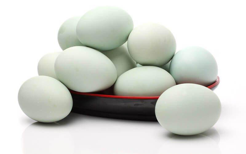 Фото Как варить утиные яйца