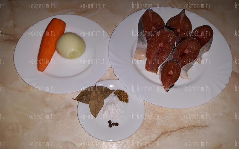 Фото 3 как варить горбушу