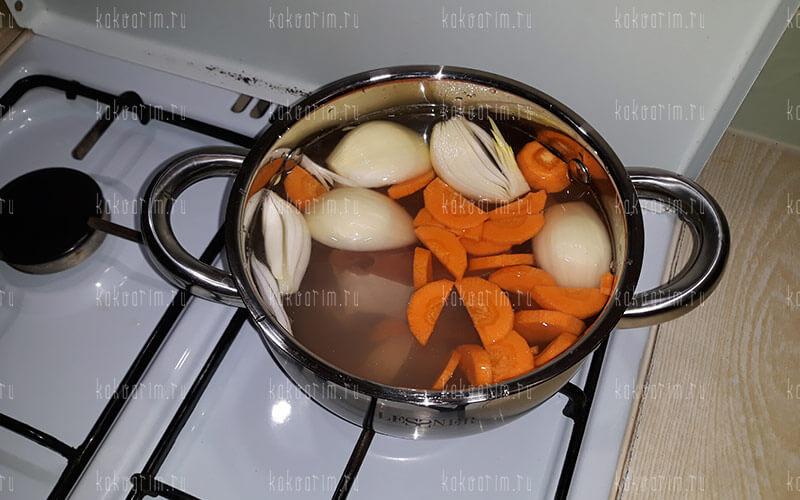 Фото 6 как варить горбушу