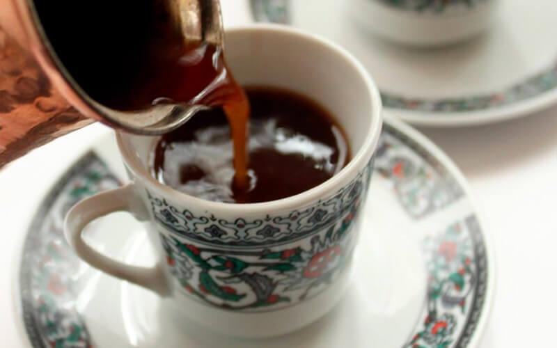 Фото7 Как варить кофе в турке пошагово