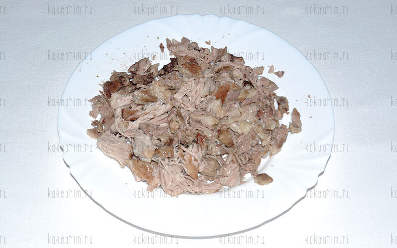 Фото 9 как варить свиные ребра