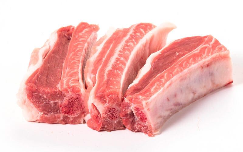 Фото Как варить свиные ребра