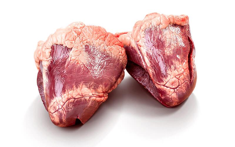 Фото Как варить говяжье сердце